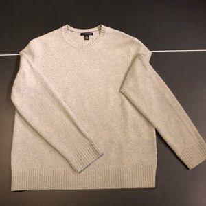 Banana Republic Basic Crewneck Sweater